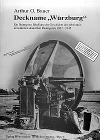 Deckname Würzburg by Arthur O. Bauer
